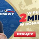 Droga do Moskwy warta 2 miliony z forBET