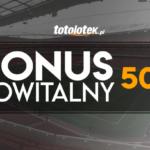 500 PLN bonusu od pierwszej wpłaty od Totolotka