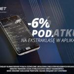 3. Kolejka Ekstraklasy z obniżonym podatkiem!