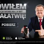 Aplikacja mobilna Android i iOS w LV BET!