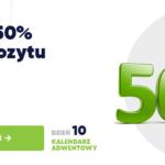 Kalendarz forBET – dzisiaj odbierz nawet 500 PLN!