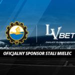 LV BET Oficjalnym Sponsorem Stali Mielec