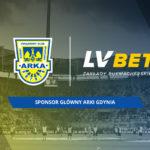 LV BET rozszerza współpracę z Arką Gdynia