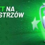 Freebet na rozpoczęcie nowego sezonu Ligi Mistrzów